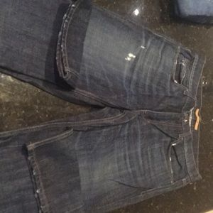 Joe's jeans. Vintage wash. Rebel fit. Never worn.